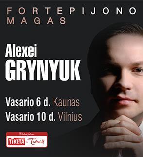 Fortepijono magas - Alexei Grynyuk