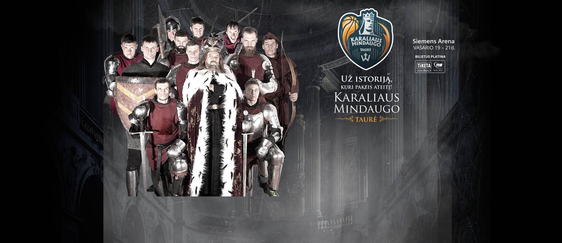 Karaliaus Mindaugo taurė