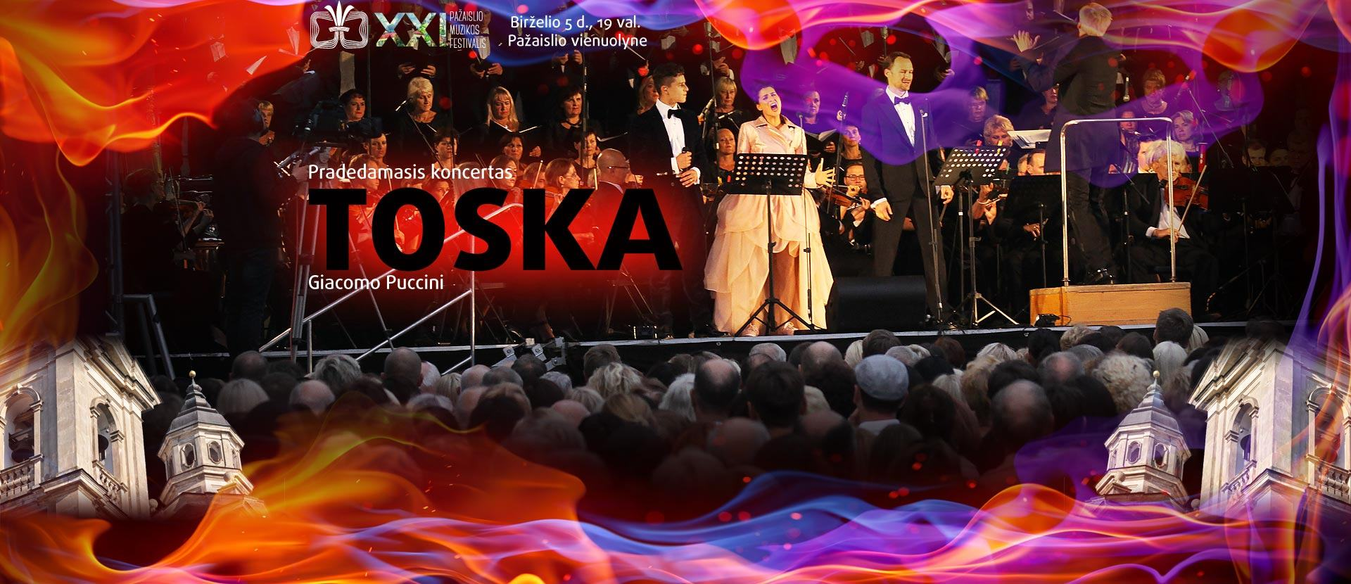 XXI Pažaislio muzikos festivalis