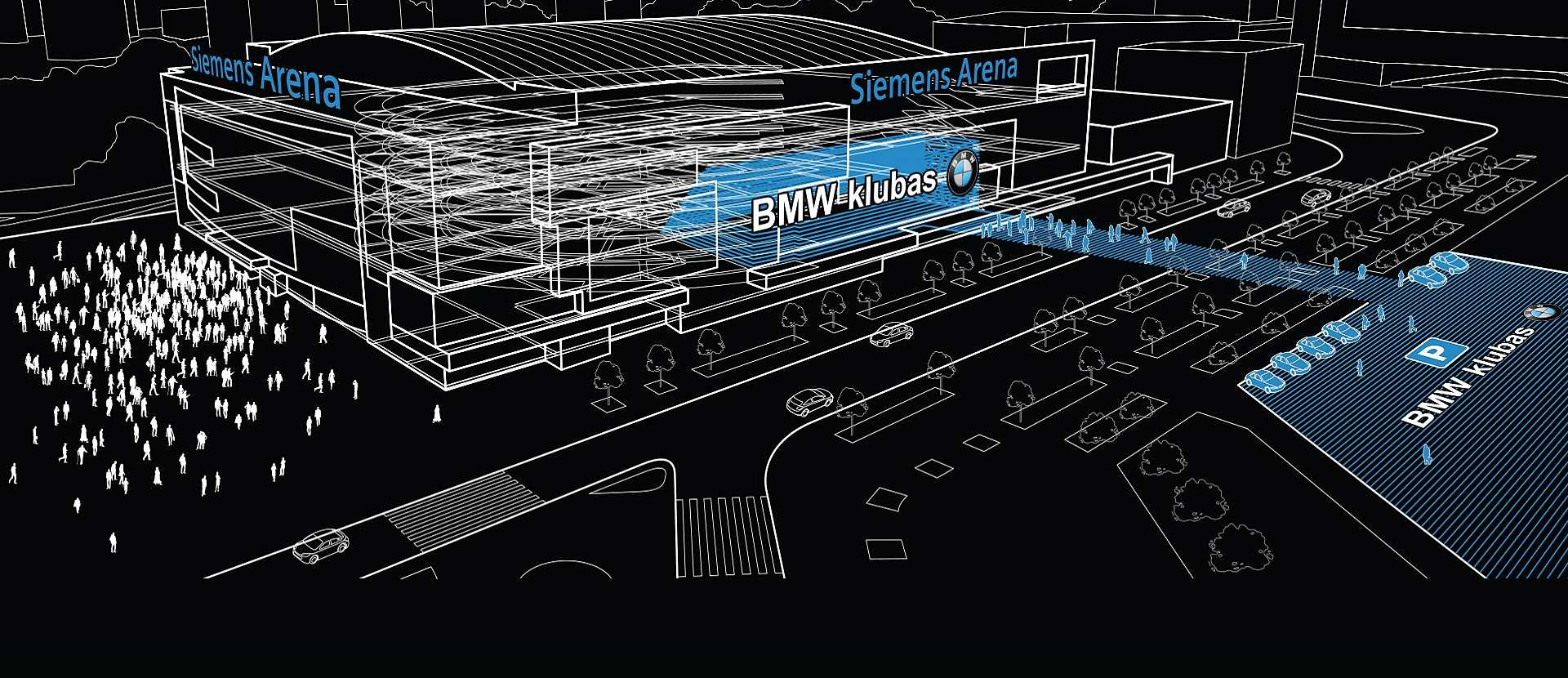 2016/2017 sezono BMW klubo renginių narystė