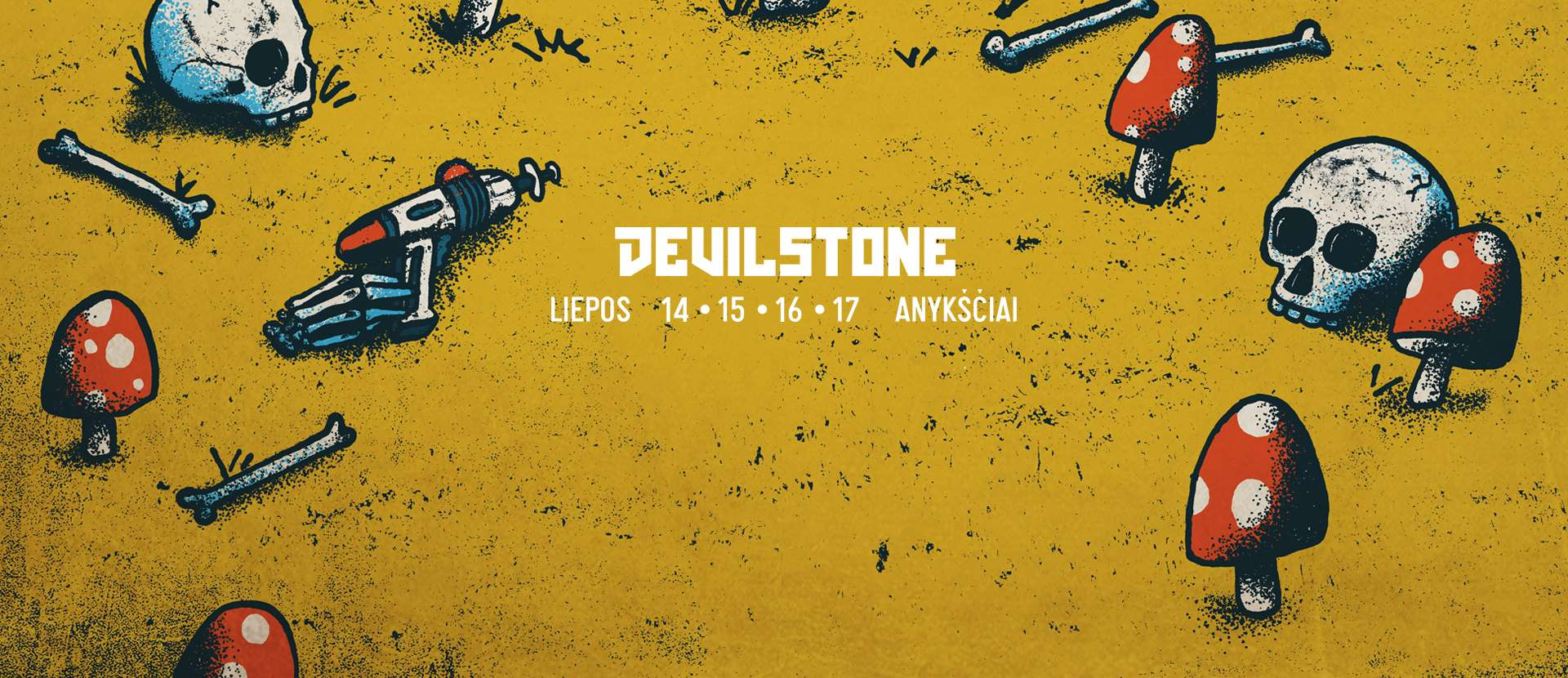 Velnio Akmuo / Devilstone 2016