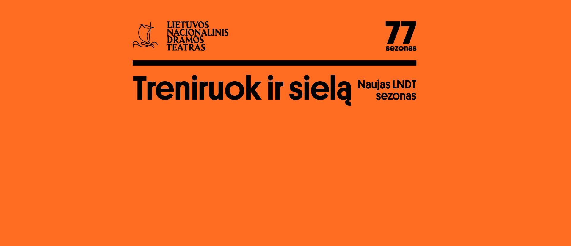 """Ingrid Lausund  """"BESTUBURIADA"""", rež. Giedrė KRIAUČIONYTĖ"""