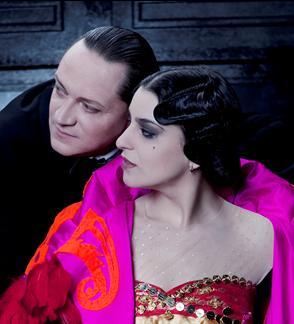 """G.Puccini opera """"Manon Lesko"""""""