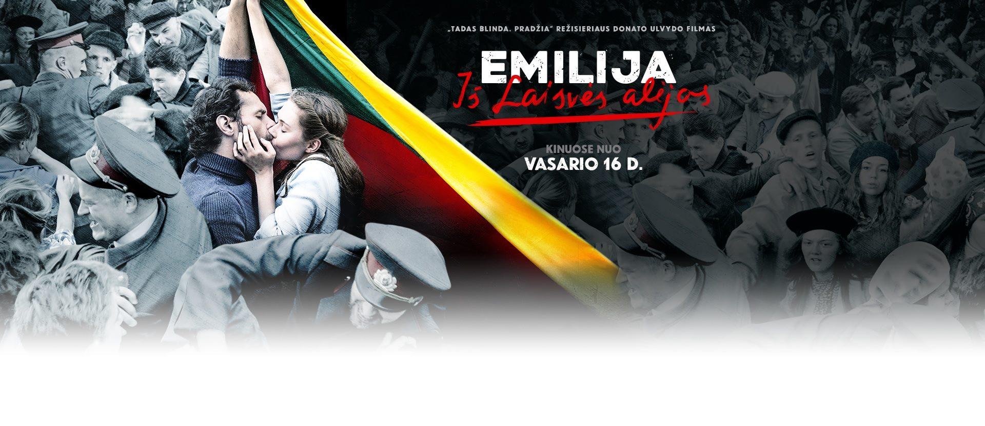 Emilija iš Laisvės alėjos