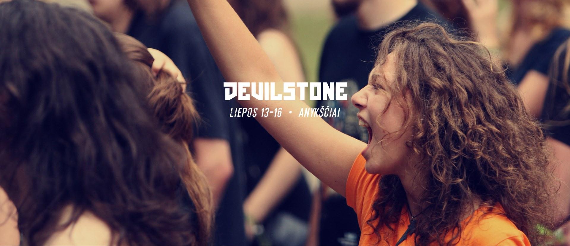 Velnio Akmuo / Devilstone 2017