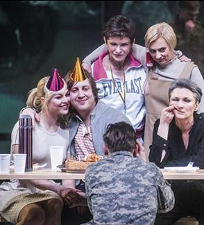 Anton Chekhov. THREE SISTERS. Director - Yana ROSS
