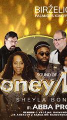 Didžiosios Joninės Palangoje su Boney M, R. Bingeliu ir R. Šilansku