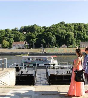 Kviečiame laivu keliauti į vaikų šventę Raudondvaryje: Kaunas-Raudondvaris-Kaunas