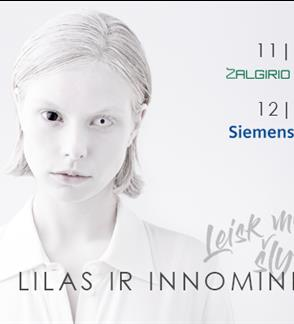 Lilas ir Innomine - Leisk man šlykštėtis