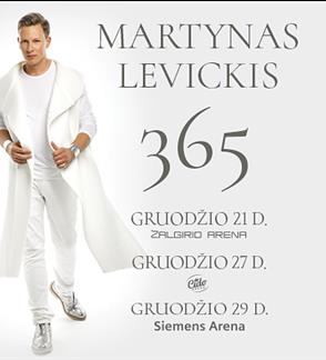 MARTYNAS LEVICKIS 365