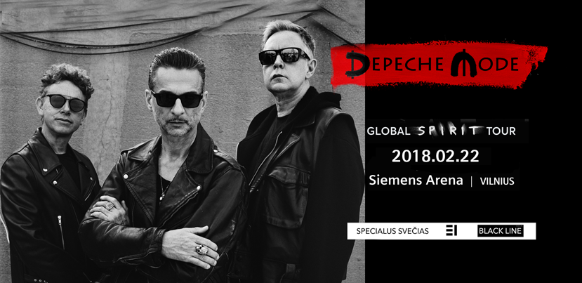 depeche mode global spirit tour lt tiketa. Black Bedroom Furniture Sets. Home Design Ideas
