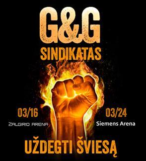 G&G Sindikatas - UŽDEGTI ŠVIESĄ
