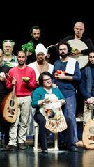 "New Baltic Dance'18: ""Beytna"" Maqamat dance theatre (Liban)"