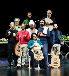 """Naujasis Baltijos šokis'18: """"Beytna"""" Maqamat šokio teatras (Libanas)"""