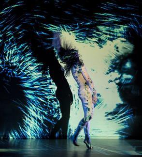 šokio spektaklis ROZETOS AKMUO