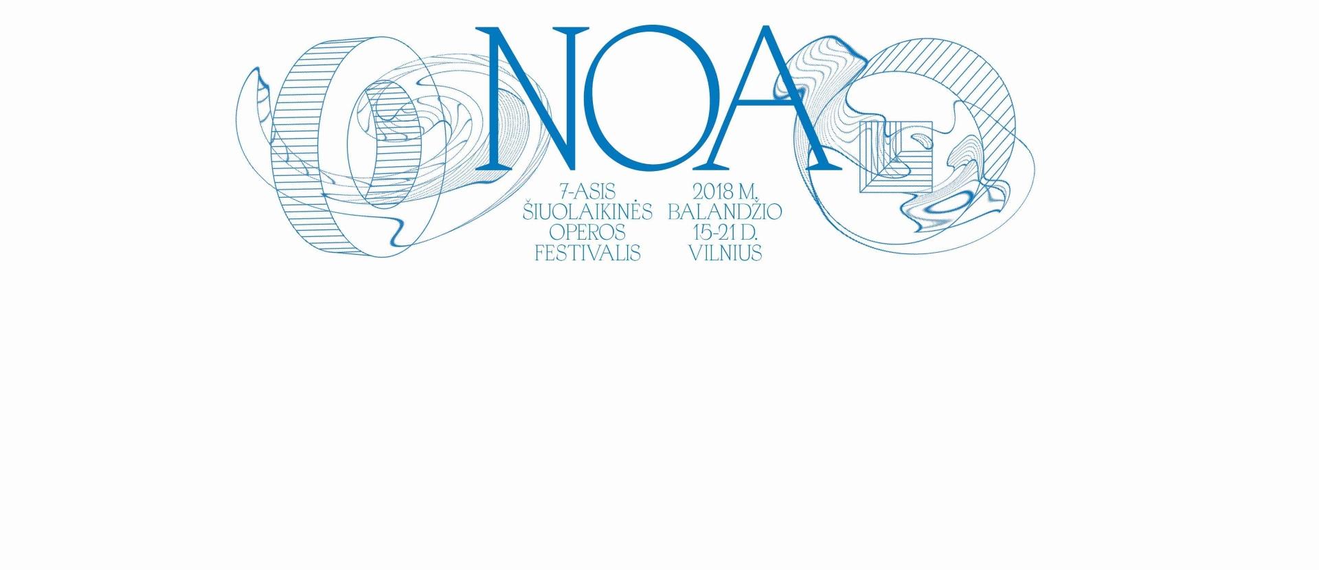 7-asis šiuolaikinės operos festivalis NOA