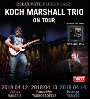 KOCH MARSHALL TRIO (JAV)