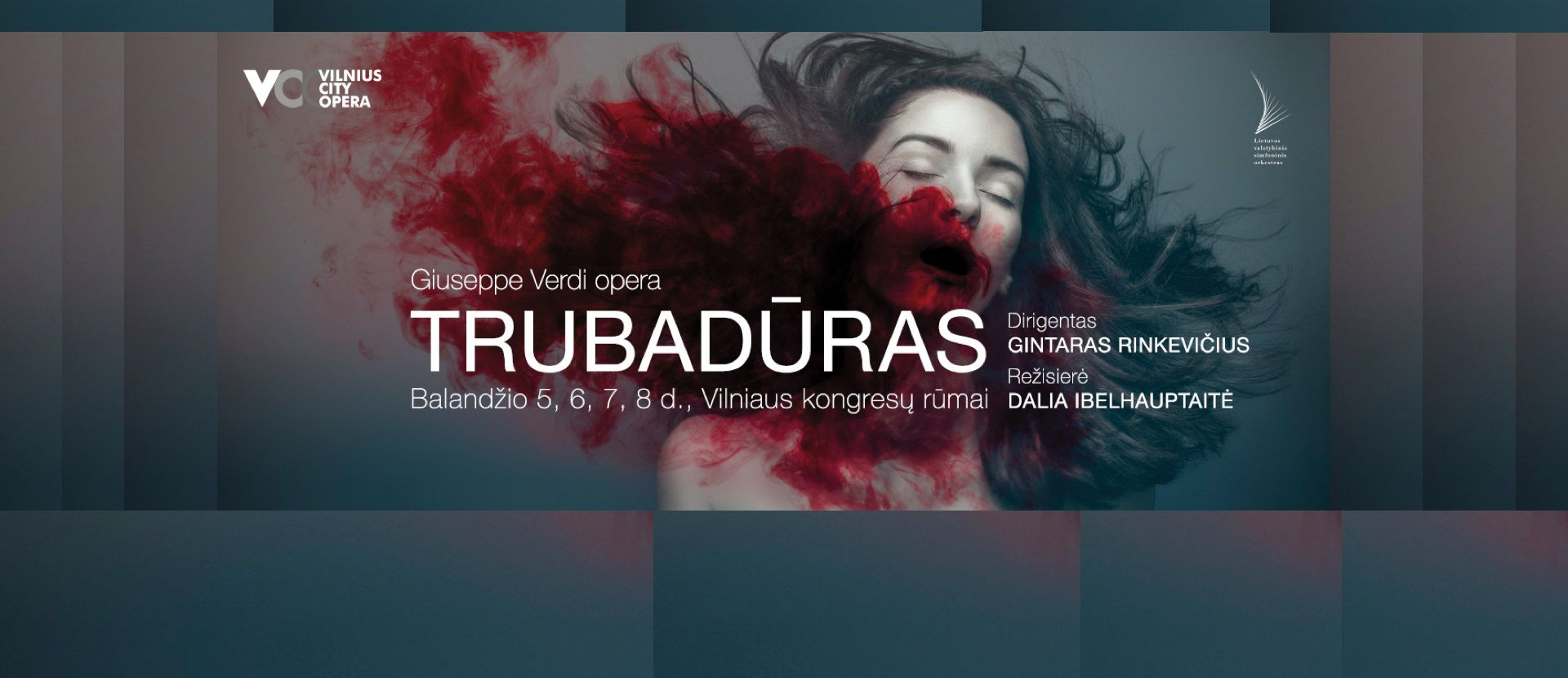 """Trubadūras"" G.Verdi opera"