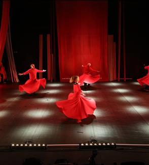 """""""Nr. 34 Revoliucija"""" / Teater NO99 (Estija) /  II tarptautinis teatro festivalis """"TheATRIUM"""""""