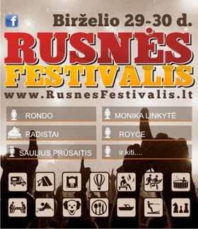 Rusnės festivalis