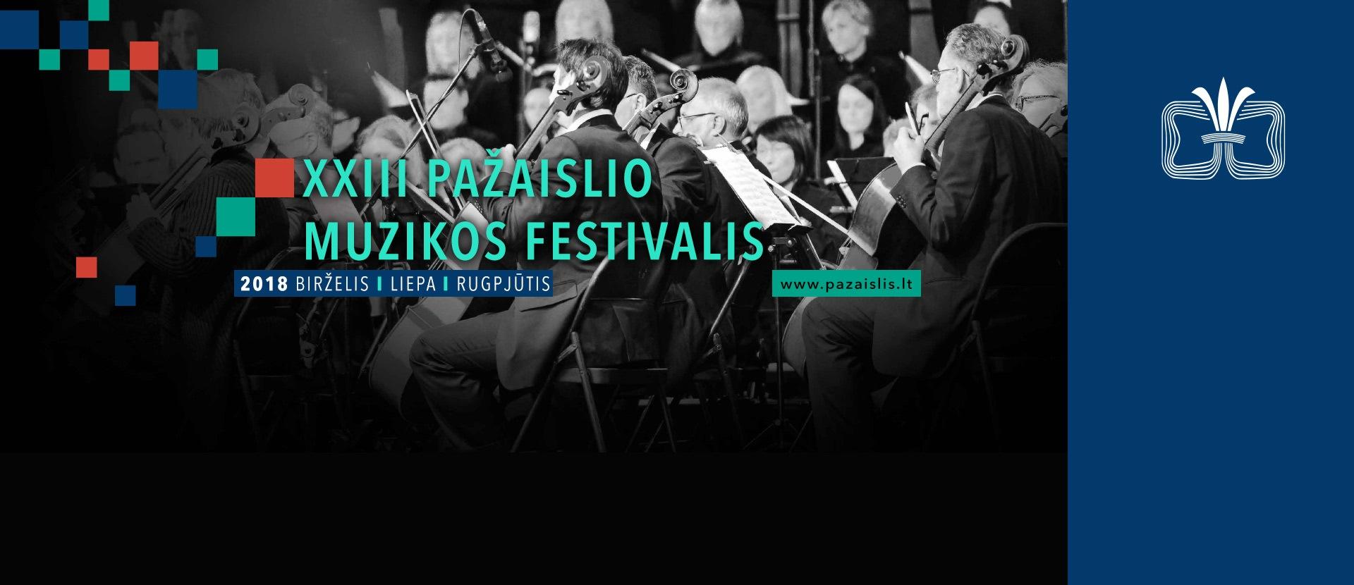 XXIII Pažaislio muzikos festivalis