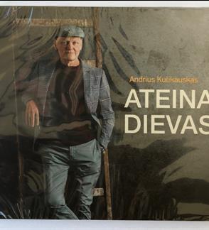 """Andrius Kulikauskas """"Ateina Dievas"""" CD"""