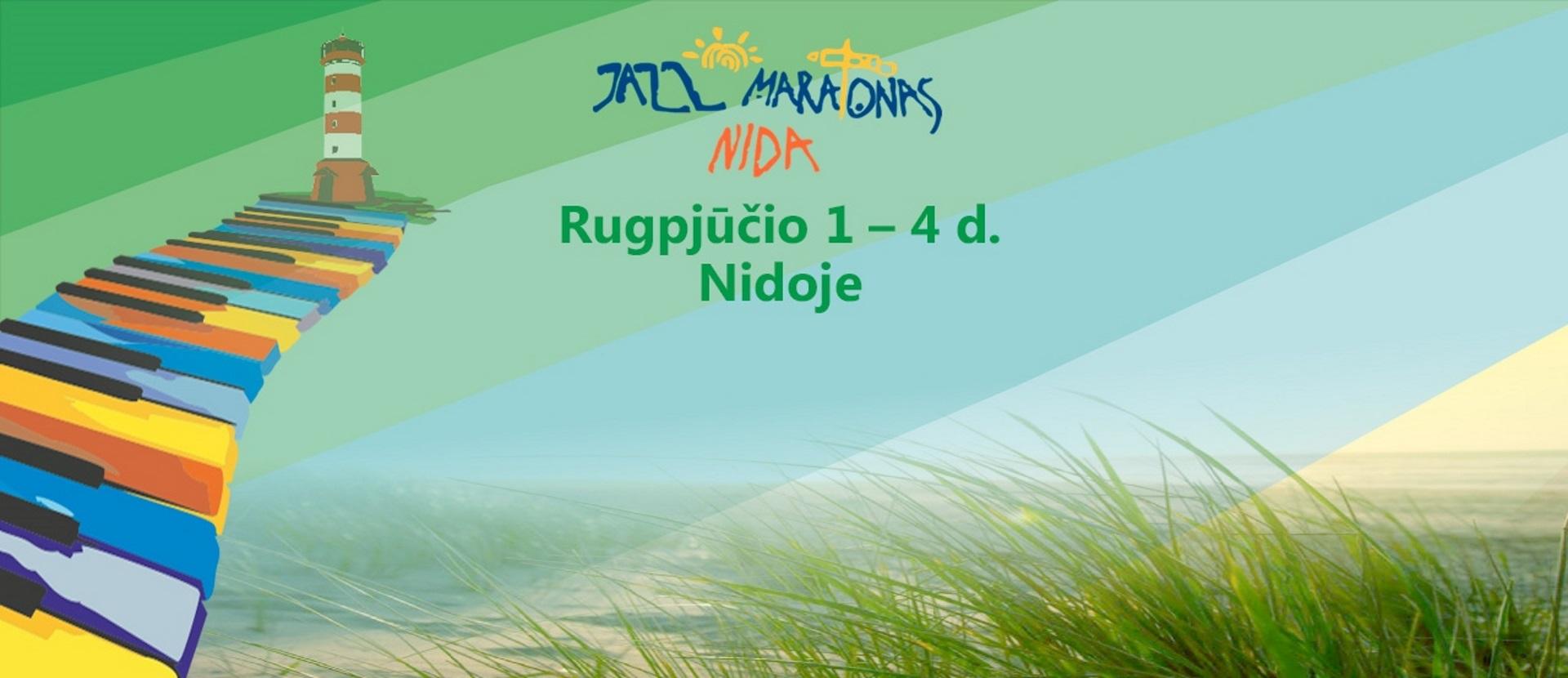 "Music Festival ""Nida Jazz Marathon 2018"""