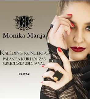 Monika Marija, Kalėdinis koncertas