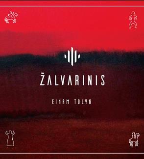 """CD ŽALVARINIS """"Einam Tolyn"""": 4779042313374"""