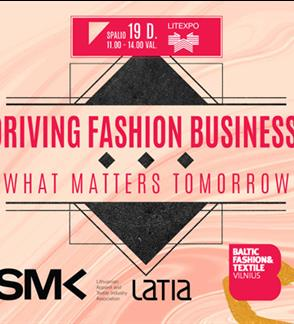 Driving Fashion Business: What Matters Tomorrow