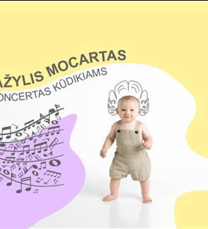 """""""MAŽYLIS MOCARTAS"""""""