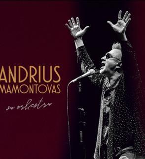 Andrius Mamontovas su orkestru