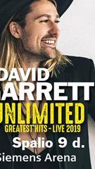 DAVID GARRETT UNLIMITED - GREATEST HITS - LIVE 2019