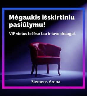 "Miuziklas ""Lituanica"" VIP ložėje"