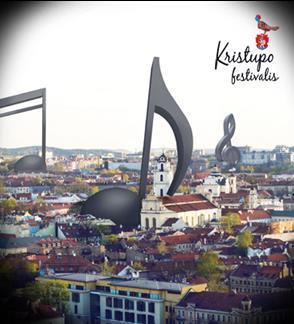 Kristupo festivalis: IŠGIRSK VILNIŲ: STANISLOVAS MONIUŠKA. Ekskursija - koncertas