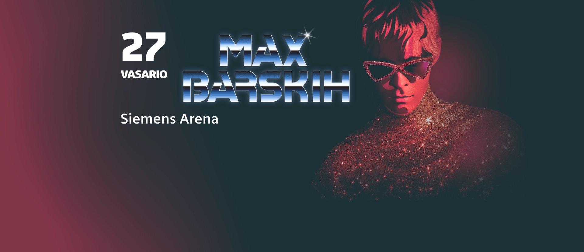 Max Barskih SHOW - 7