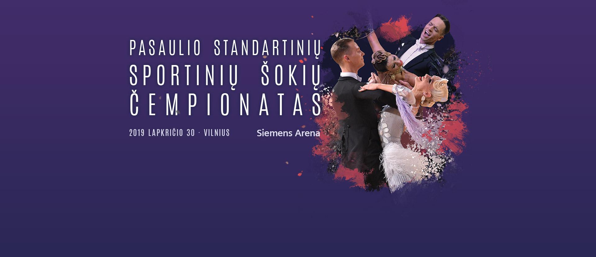 WDSF World Championship Standard 2019