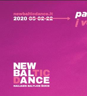 New Baltic Dance'20: Chotto Xenos (UK)