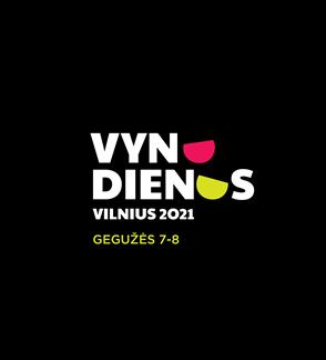 Lielākā vīna izstāde Baltijas valstīs VYNO DIENOS