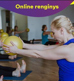 "Online: Treniruotė Nr. 6 ""Pilates su Larisa Markevičiene"""