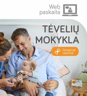 """LIVE: Web Seminaras """"Tėvelių mokykla"""""""