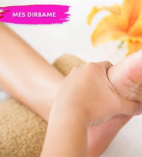 Tajų pėdų masažas