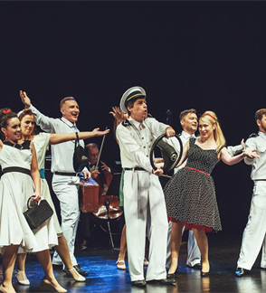 """I am an old sailor"" A semi-staged concert of Eduardas Balsys' songs"