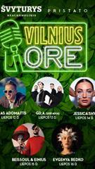 """Miesto festivalis """"Vilnius ORE"""""""