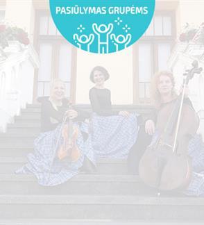 Pasiūlymai grupėms: XXVI Pažaislio muzikos festivalis POETO TANGO IR GYVENIMAS