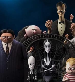 Kino teatras Arlekinas: Adamsų šeimynėlė 2