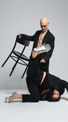 LOW AIR 10 FEST programa / Vilniaus miesto teatras: vizualus šokio spektaklis ŽAIDIMAS BAIGTAS