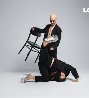 LOW AIR 10 FEST: vizualus šokio spektaklis - ŽAIDIMAS BAIGTAS